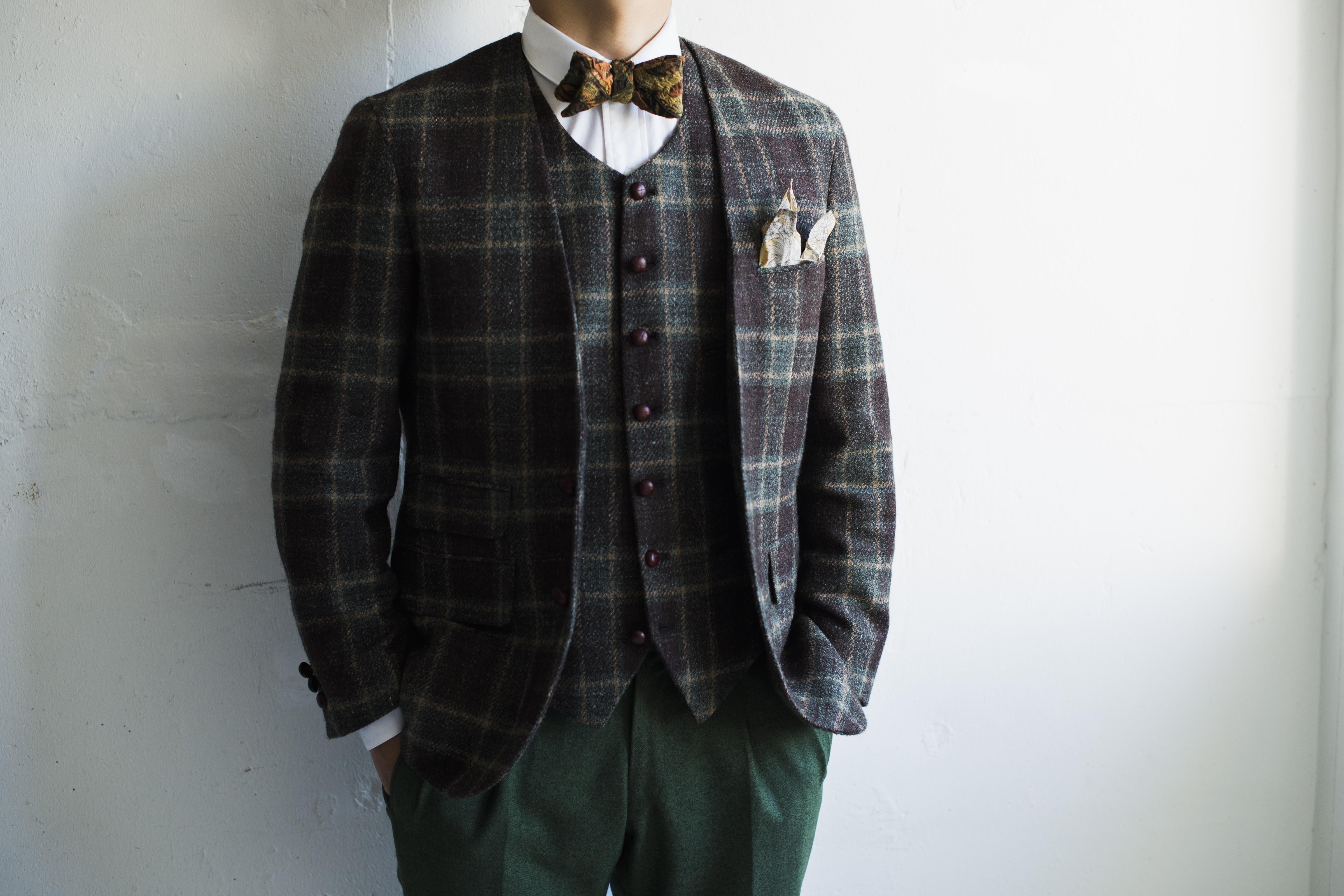 カジュアルウェディングの新郎衣装,タキシード
